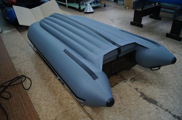 Лодка пвх salmon 330