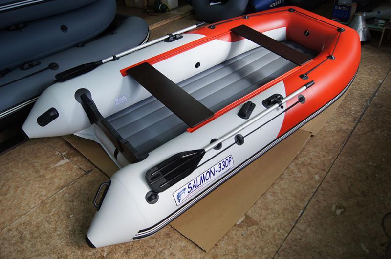 салмон лодка с 340 фион